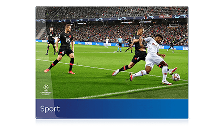 Sky UEFA Champions League Angebot