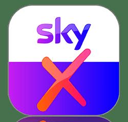 Sky X App