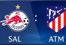 RB Salzburg vs. Atletico Madrid: Am 09.12. live und exklusive bei Sky