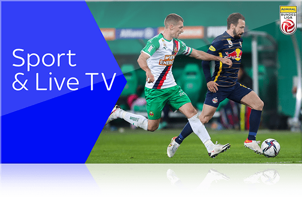 Sky X Sport & Live TV: 6 Monate für nur 12 € pro Monat